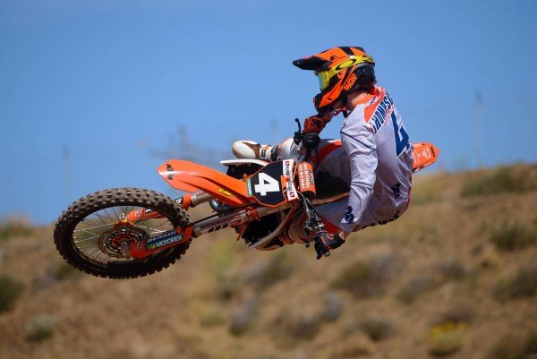 2016 KTM Canada Photoshoot KTM Test Track Corona, California April 5, 2016